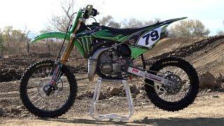 Test Ride | Jett Reynolds' Pro Circuit Supermini | TransWorld Motocross