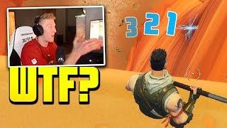 Tfue - World's Unluckiest Player Ever! Fortnite Op & Funny Moments