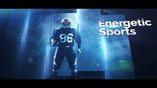Extreme Sports | After Effects Template | Openers