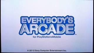 PlayStation Vita Soundtracks ~ Everybody's Arcade - Main Menu and Klondike Suite