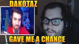 SypherPK Explains How Dakotaz Made Him | Fortnite Highlights & Funny Moments
