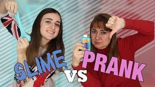 REAL vs PRANK SLIME CHALLENGE !! NO ELIJAS EL SLIME INCORRECTO ???? Don't choose the wrong glue slim