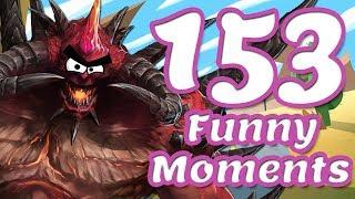 Heroes of the Storm: WP and Funny Moments #153