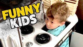 FUNNY KIDS | Best Fails Funny Montage 2018 | Candid Viral Videos