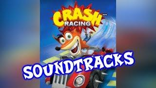 CRASH RACING - COMPLETE SOUNDTRACKS