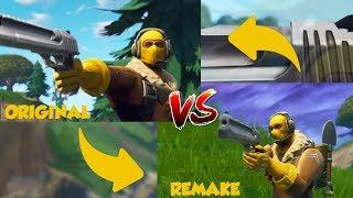 Remaking Fortnite Commercials/Trailers pt.2