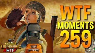 PUBG Daily Funny WTF Moments Highlights Ep 259