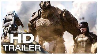 AVENGERS INFINITY WAR Black Order Destroys Wakanda Trailer (2018) Superhero Movie Trailer HD