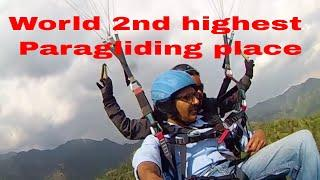Extreme Sports Billing-Paragliding| World 2nd highest paragliding place|Paragliding Capital of India