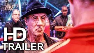 CREED 2 Rocky Vs Drago Trailer NEW (2018) Sylvester Stallone Rocky Movie HD