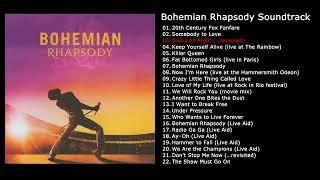 Bohemian Rhapsody -The Original Soundtrack Full Album 2019