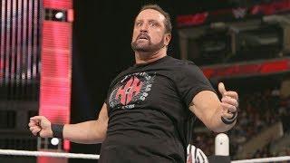 1/2 Team ECW vs. The Wyatt Family - ECW Extreme Rules Match: Raw, December 14, 2015