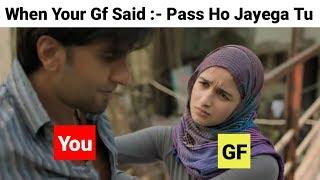 Exam Result And Random Situations | Funny Video | Memes |