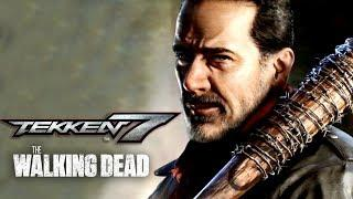 Tekken 7 - Negan Official Gameplay Reveal Trailer | TWT 2018