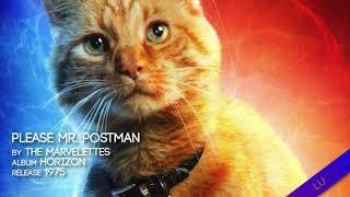 Please Mr. Postman - The Marvelettes [Captain Marvel] Soundtrack