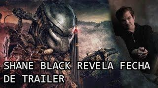 Fecha de Trailer de Nueva Pelicula de Depredador y Nuevo Diseño REVELADOS