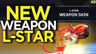"NEW ""L-Star"" Gun Skin Found In Loot Box - Apex Legends Funny Moments 49"
