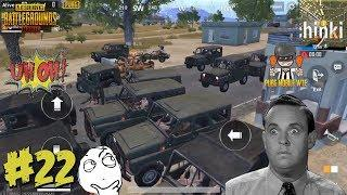 PUBG Mobile WTF Funny Moments Episode 22