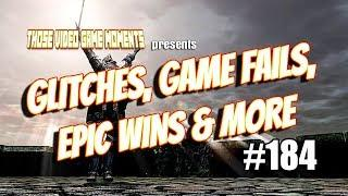 Glitches, Game Fails, Epic & Funny Gaming Moments (Dark Souls Remastered, State of Decay 2!) #184 ??