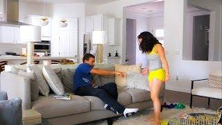TELLING MY WIFE SHE'S FAT! (PRANK)   Mr&MrsLaVigne