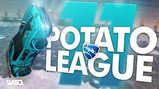 POTATO LEAGUE #11 | Rocket League Funny Moments & Fails
