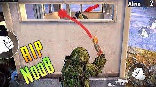 NEW PUBG MOBILE FUNNY MOMENTS , EPIC FAIL & WTF MOMENTS 43