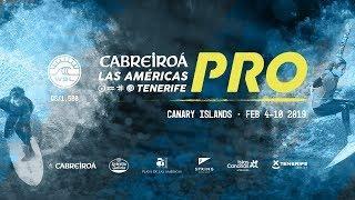 Cabreiroa Las Americas Pro Tenerife Day 3