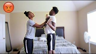 LET'S SWITCH FAMILY PRANK ON TAY FROM TAY & JASS!!!