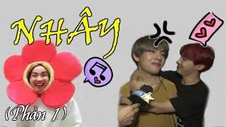 [BTS FUNNY MOMENTS #30] NHÂY =)) (Phần 1)