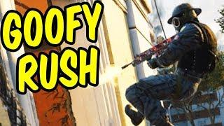 The Goofy Rush - Rainbow Six Siege Funny Moments & Epic Stuff