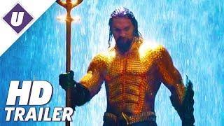 Aquaman - Official Extended Trailer #2 (2018) | Jason Momoa, Amber Heard, Willem Dafoe