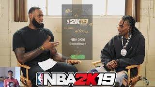 NBA 2K19 | TRAVIS SCOTT | FULL SOUNDTRACK | #ASTROWORLD