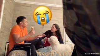 """MY EX USE TO DO THAT"" PRANK ON GIRLFRIEND!!(LEADS TO BREAK UP)"