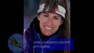 Jan Bucher Carmichael - - 2014 WAS Legend (Extreme Sports)
