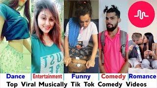 Top Viral Musically Tik Tok Comedy Videos Compilation | Best Musically Funny Videos | #Musically