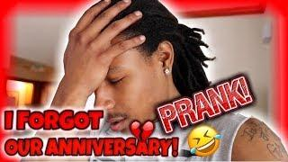 I FORGOT OUR ANNIVERSARY PRANK ON GIRLFRIEND!!! | GOTTA WATCH IT ALL! ????