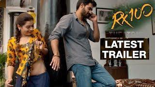 RX 100 Movie Latest TRALIER | Kartikeya | 2018 Latest Telugu Movie Trailers | #RX100