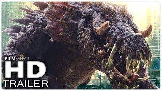 RAMPAGE All Clips + Trailers (2018)