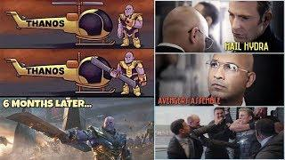 (Endgame Spl) Only Marvel Fans will find it funny part 86