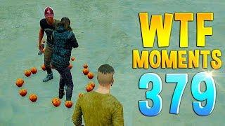 PUBG Daily Funny WTF Moments Highlights Ep 379