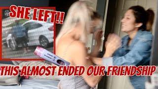 PREGNANCY PRANK ON BEST FRIEND GOES HORRIBLY WRONG!!!