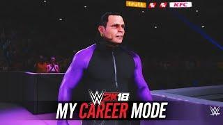 WWE 2K18 My Career - Ep 9 - EXTREME RULES!! JEFF HARDY!!