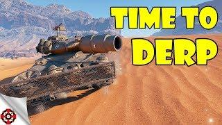 World of Tanks - Funny Moments | TIME TO DERP! (WoT, June 2018)