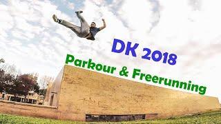 Dimitris DK' Kyrsanidis - Parkour & Freerunning 2018