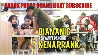 PRANK PAKSA ORANG SUBSCRIBE CHANNEL YOUTUBE - Auto Kaget