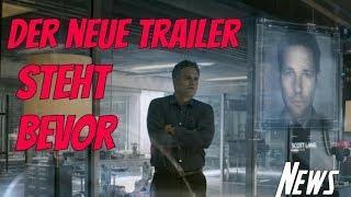 Endgame Trailer beim Superbowl?/ Neuer Schauspieler im Cast von Avengers Endgame  | The Average-Man