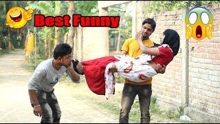 Must Watch New Funny ???? ???? Comedy Videos 2019 - Episode 27 || #SohelAhmed