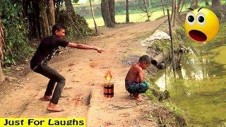 Must Watch Best Funny Video???? ????Comedy Videos 2019 - Episode 01- MAB TV