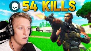 FAZE TFUE *NEW* 54  KILLS RECORD | Fortnite Funny Moments Ep.46 (Fortnite Battle Royale)