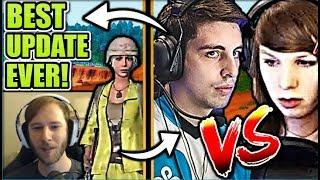 Shroud DESTROYS Lumi! ChocoTaco & Shroud on PUBG Battle Pass! PUBG Funny Moments/Fails/WTF Plays